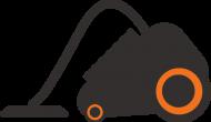 Vacuum-Cleaner-Black-Icon